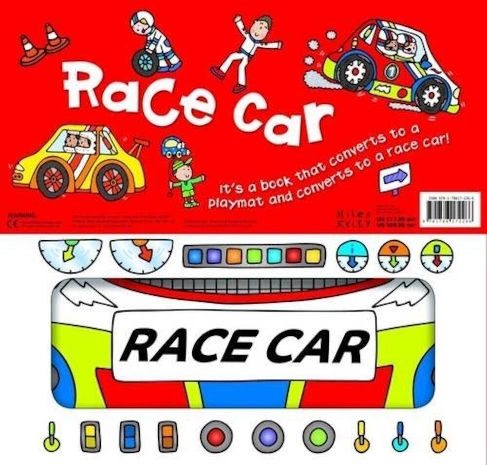 Convertible Racing Car