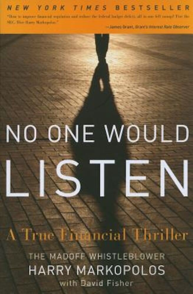 No One Would Listen: An All-Inclusive Reference, Paperback