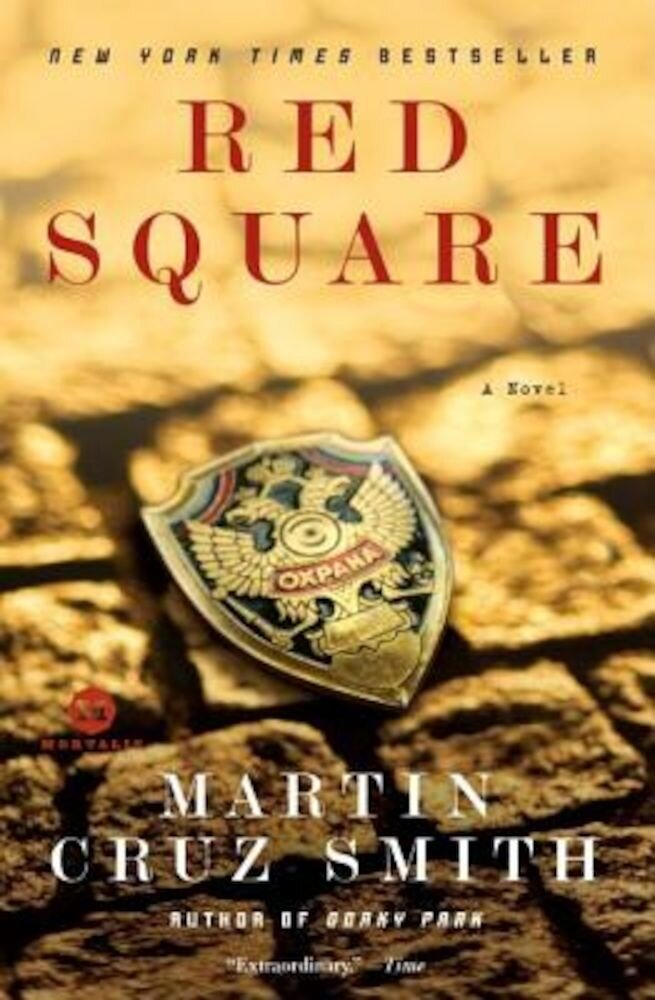 Red Square, Paperback