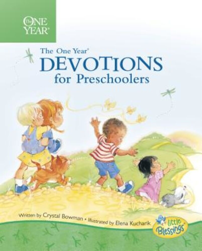 The One Year Book of Devotions for Preschoolers, Hardcover