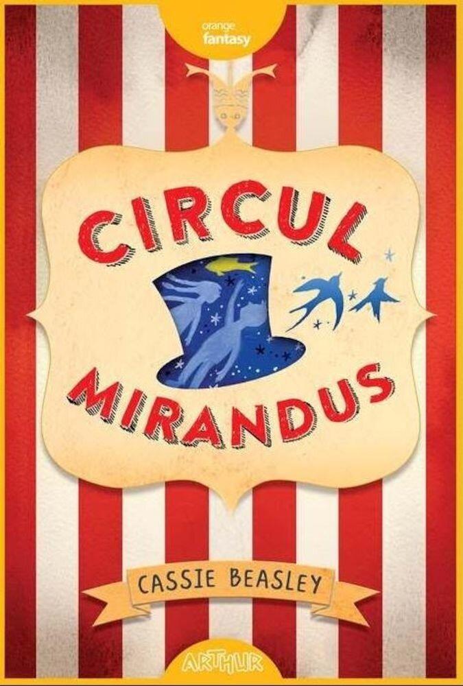 Coperta Carte Circul Mirandus