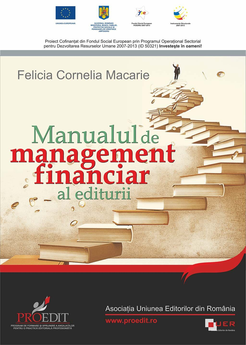 Manualul de management financiar al editurii (eBook)