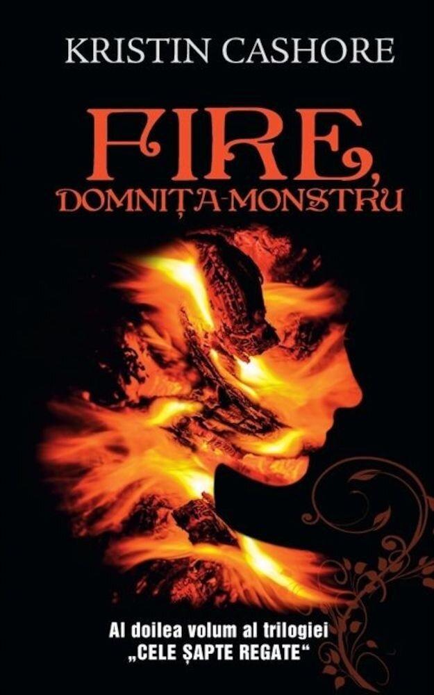 Fire, domnita monstru, Cele Sapte Regate, Vol. 2
