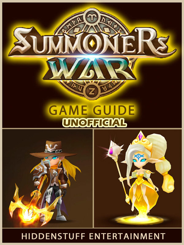 Summoners War Game Guide Unofficial (eBook)