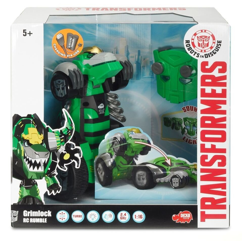 Transformers RC Flip n race - Grimlock