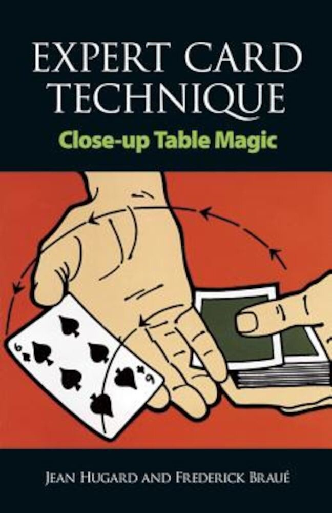 Expert Card Technique, Paperback