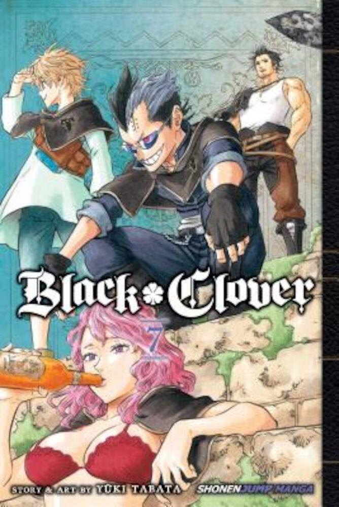 Black Clover, Vol. 7, Paperback