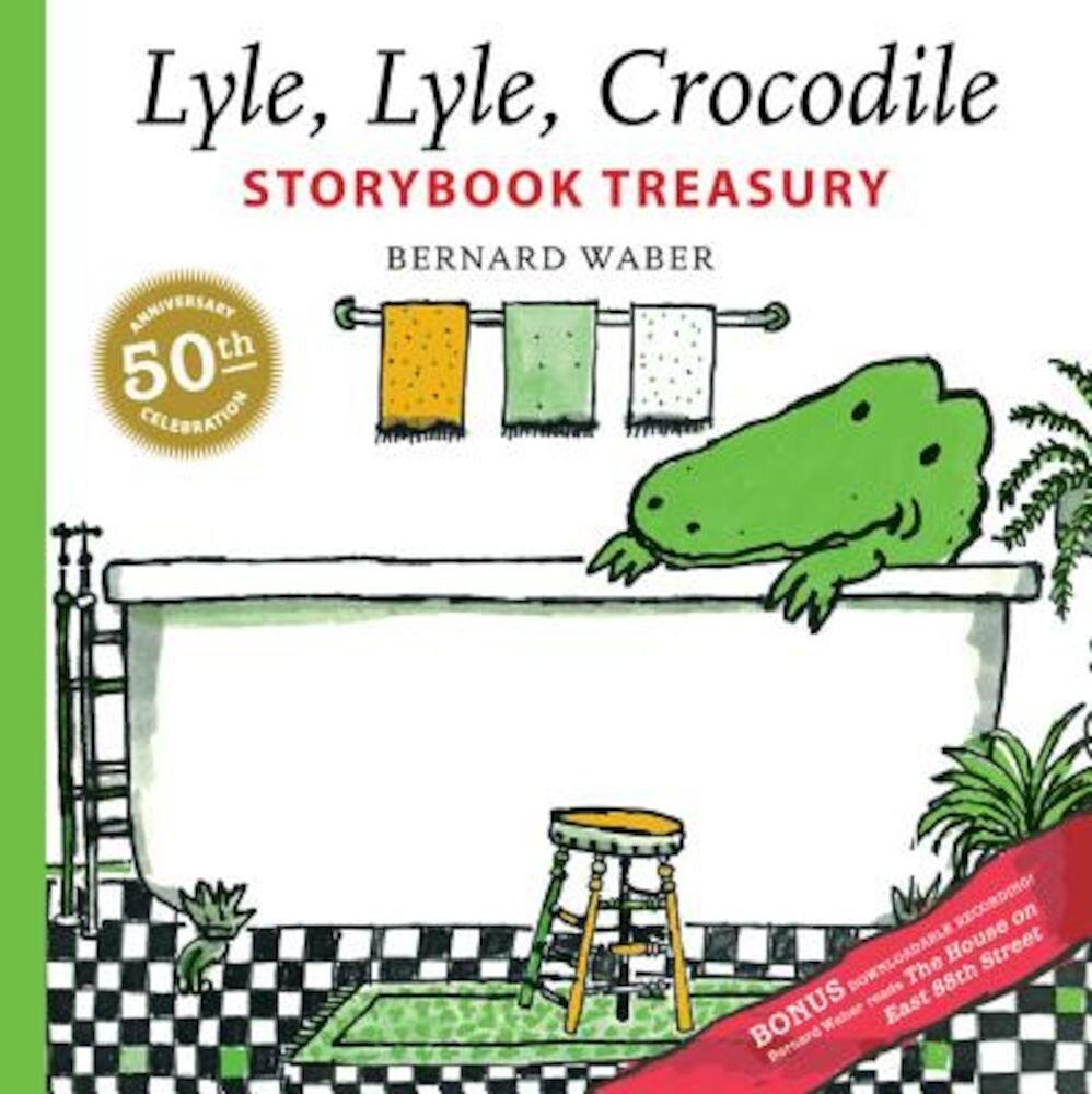 Lyle, Lyle, Crocodile Storybook Treasury, Hardcover