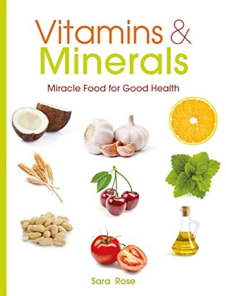 Coperta Carte Vitamins & Minerals