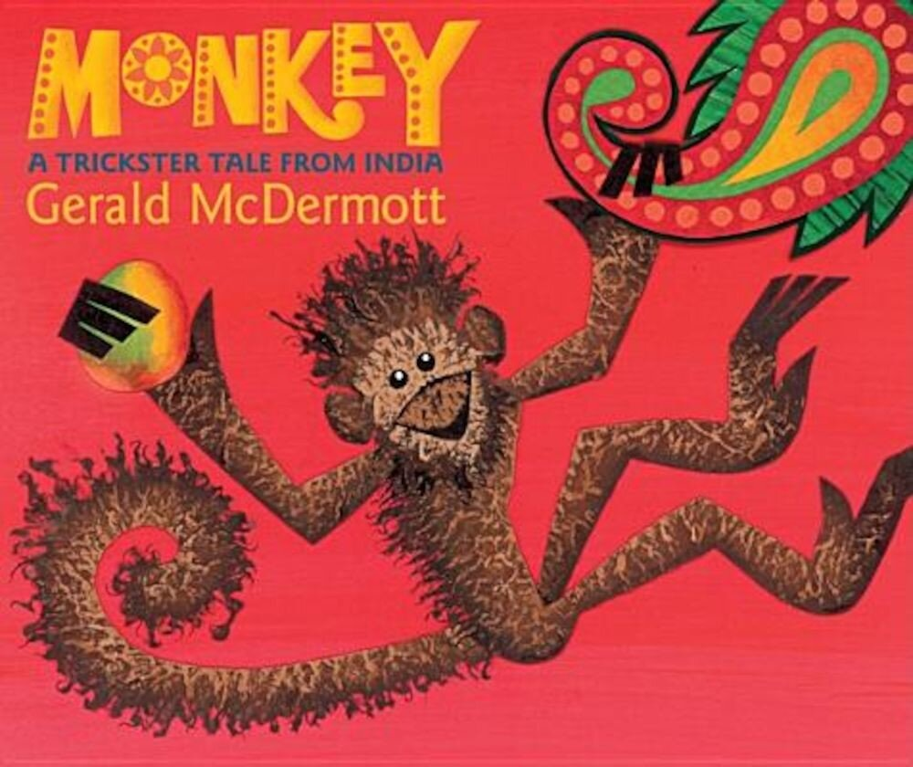 Monkey: A Trickster Tale from India, Hardcover
