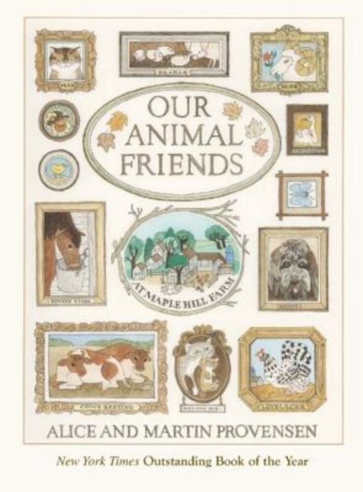 Our Animal Friends at Maple Hill Farm, Paperback