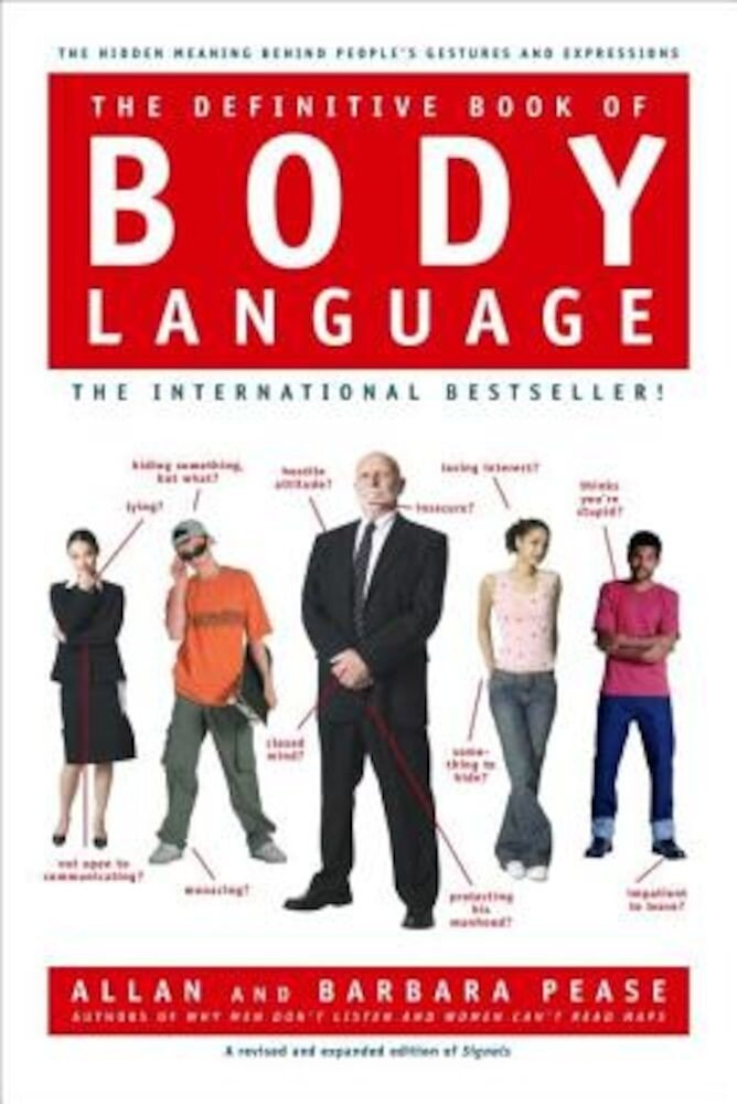 The Definitive Book of Body Language, Hardcover