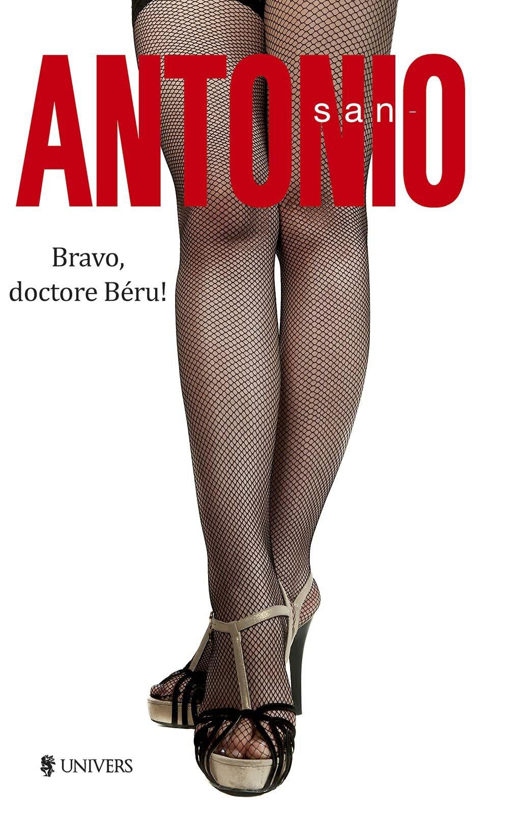 San-Antonio. Bravo, doctore Beru! PDF (Download eBook)