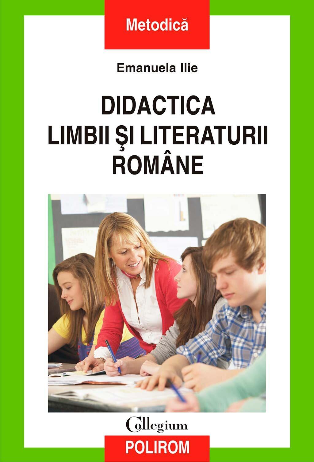 Didactica limbii si literaturii romane (eBook)