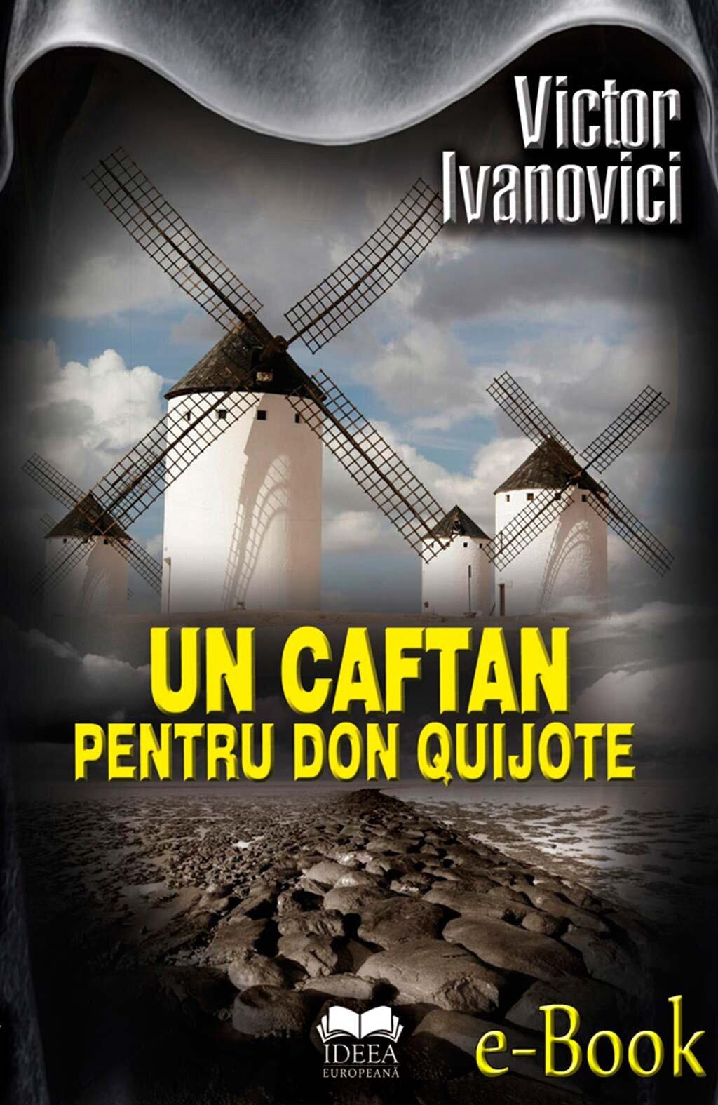 Un caftan pentru Don Quijote (eBook)