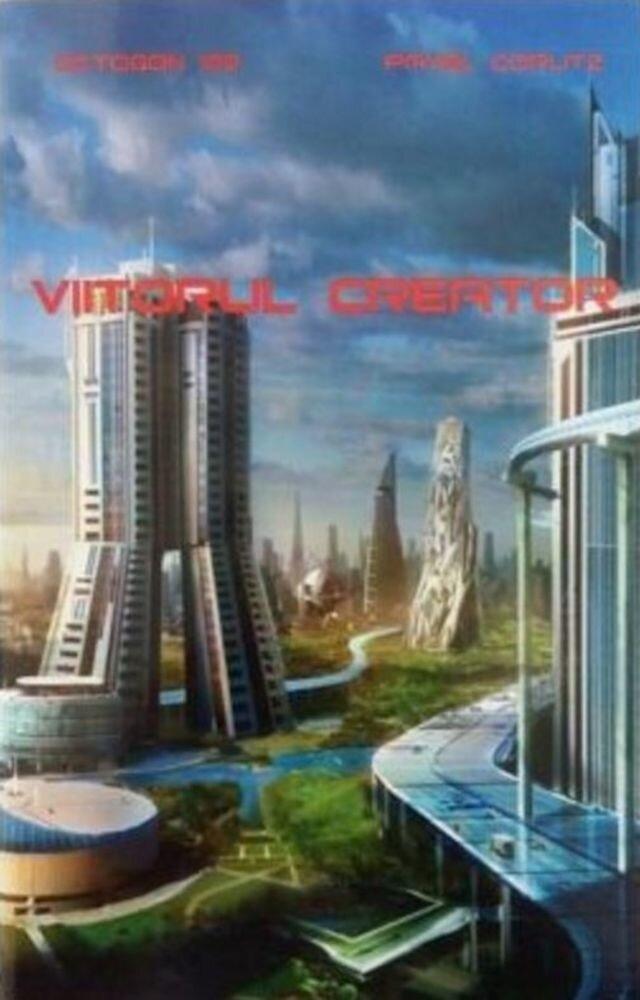 Coperta Carte Viitorul creator