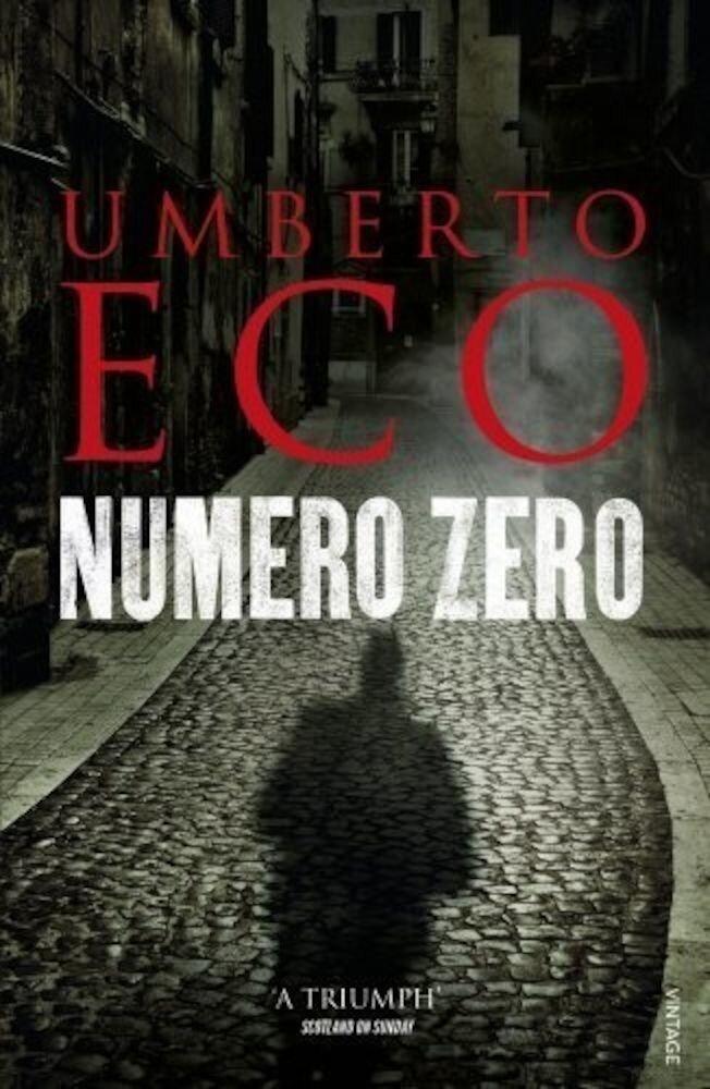 Coperta Carte Numero Zero