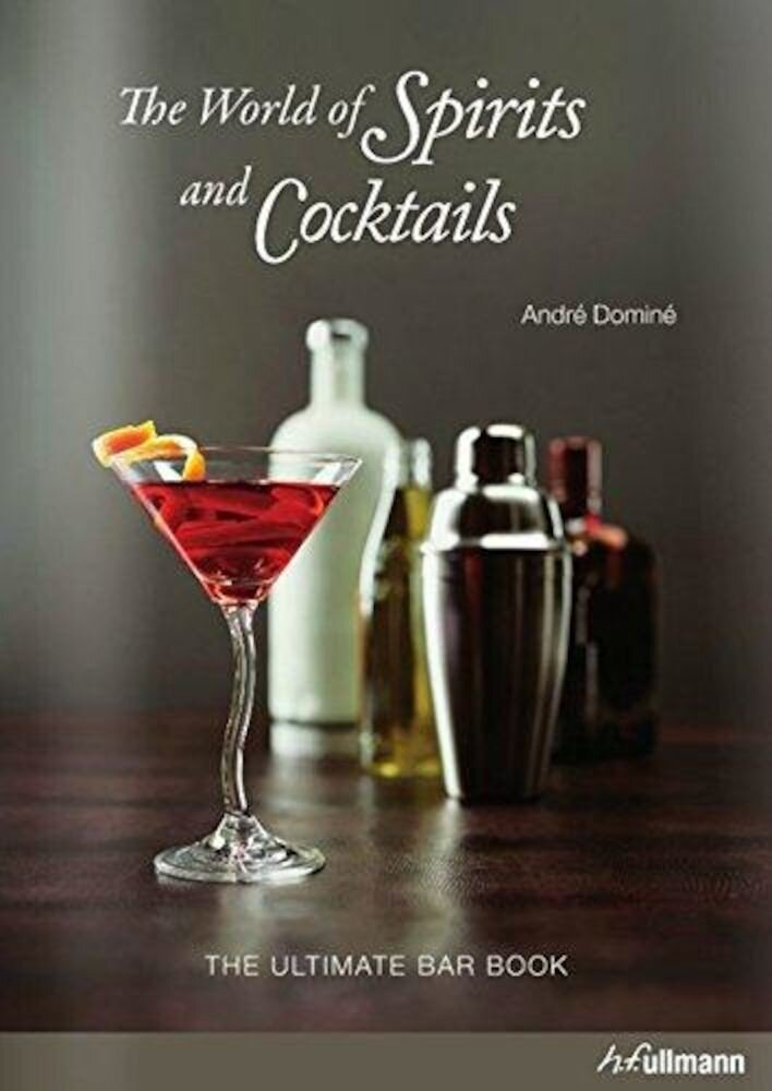 Coperta Carte World of Spirits and Cocktails (Bar Book) Incl. Ebook