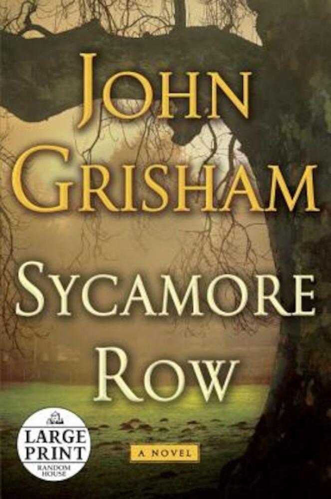 Sycamore Row, Paperback