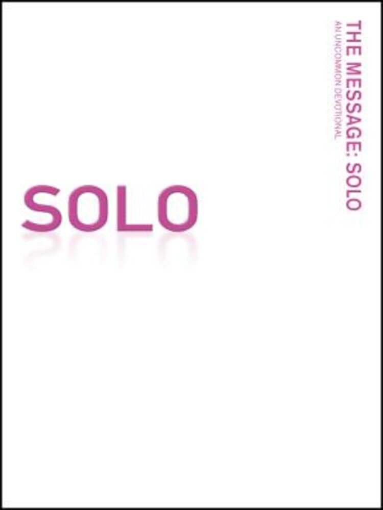 Message Remix: Solo-MS-Pink Breast Cancer Awareness: An Uncommon Devotional, Paperback