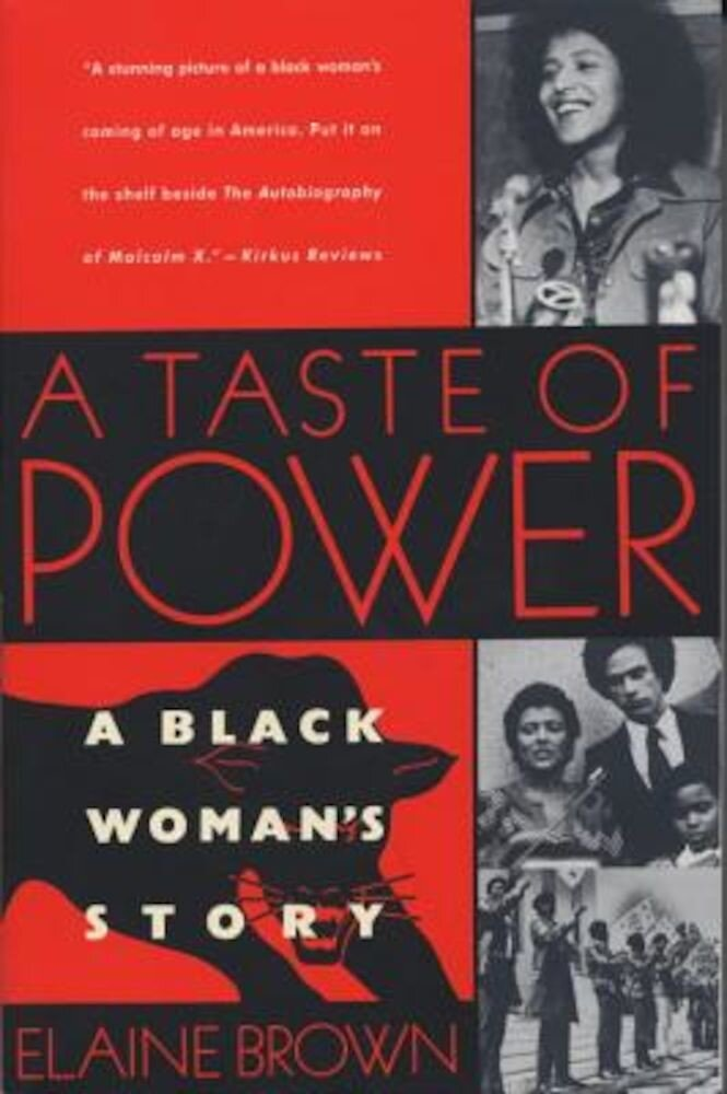 A Taste of Power: A Black Woman's Story, Paperback