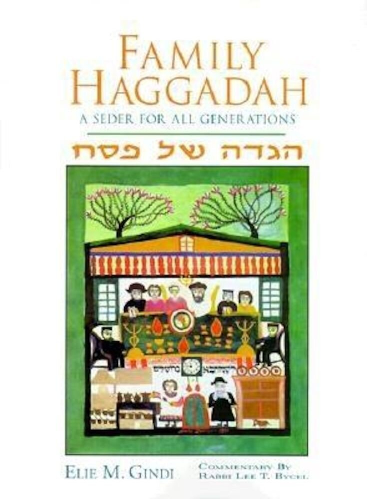Family Haggadah: A Seder for All Generations, Paperback