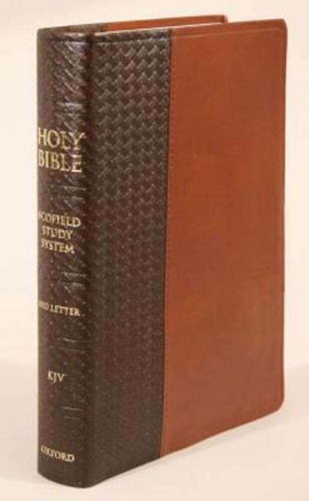 Scofield Study Bible III-KJV, Hardcover