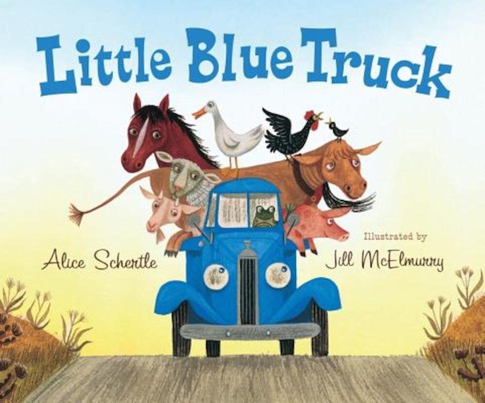 Little Blue Truck, Hardcover