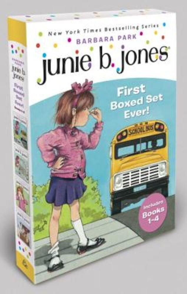 Junie B. Jones First Boxed Set Ever!, Paperback