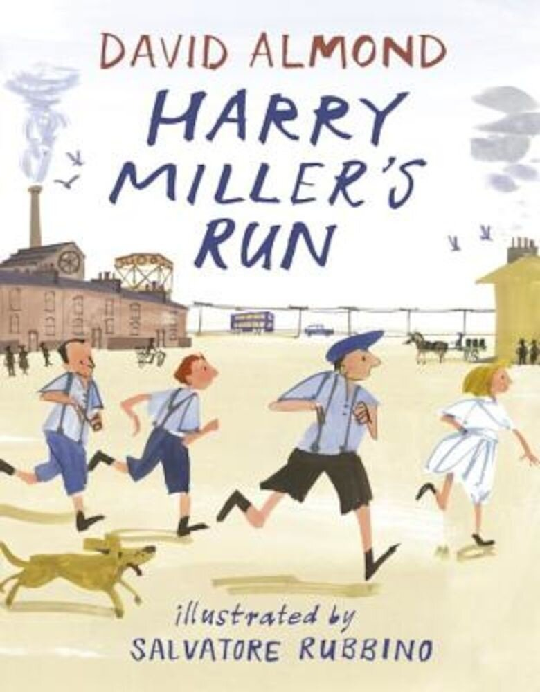 Harry Miller's Run, Hardcover