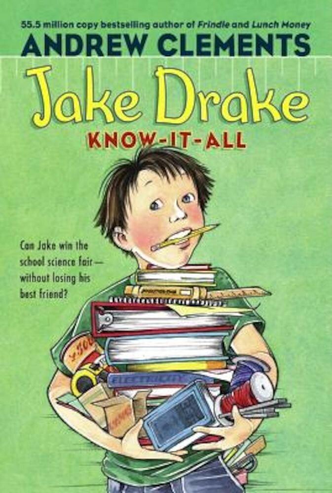 Jake Drake, Know-It-All, Paperback