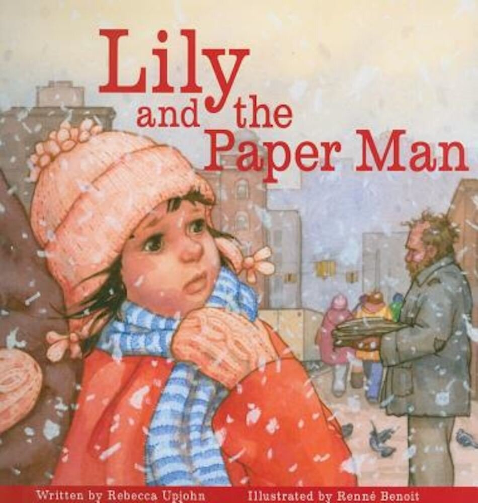Lily and the Paper Man, Hardcover
