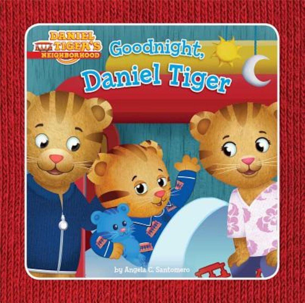 Goodnight, Daniel Tiger, Hardcover