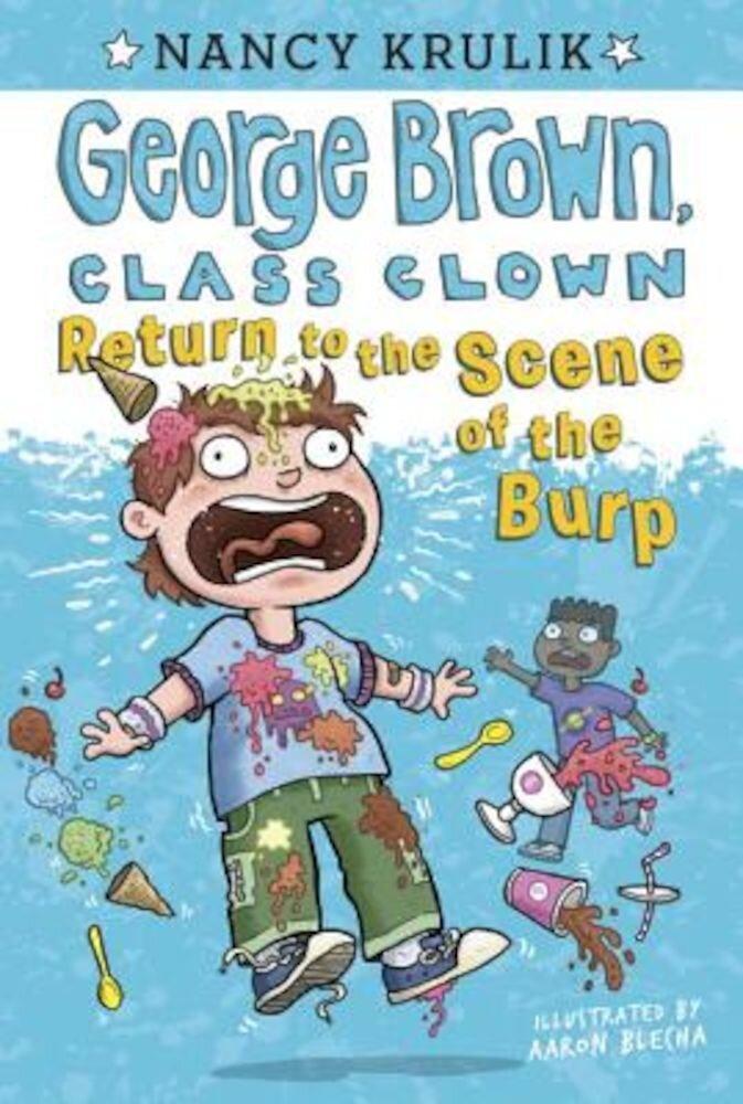 Return to the Scene of the Burp #19, Paperback