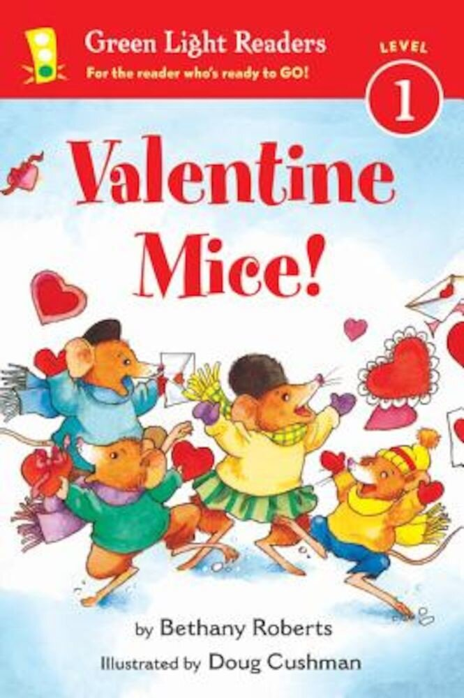 Valentine Mice!, Paperback
