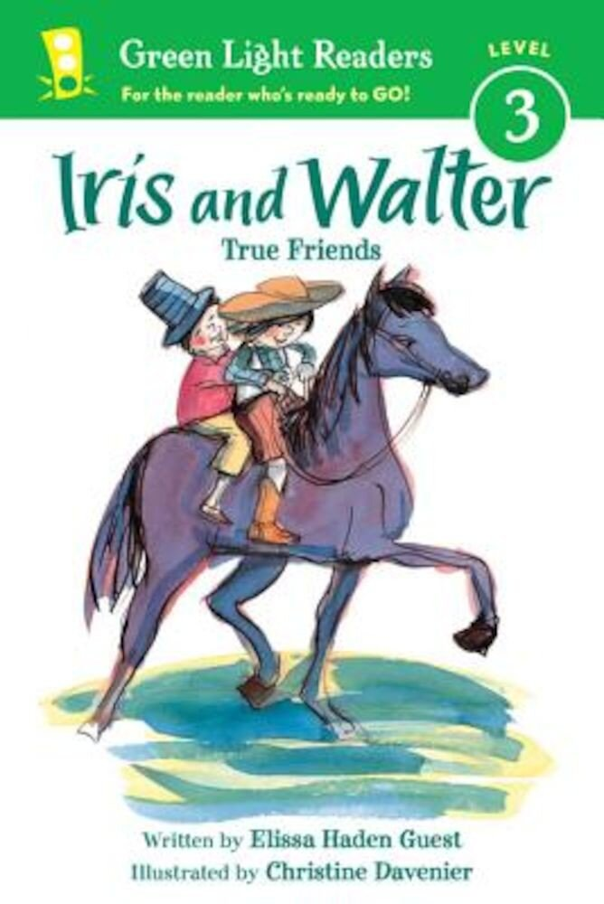 Iris and Walter: True Friends, Paperback