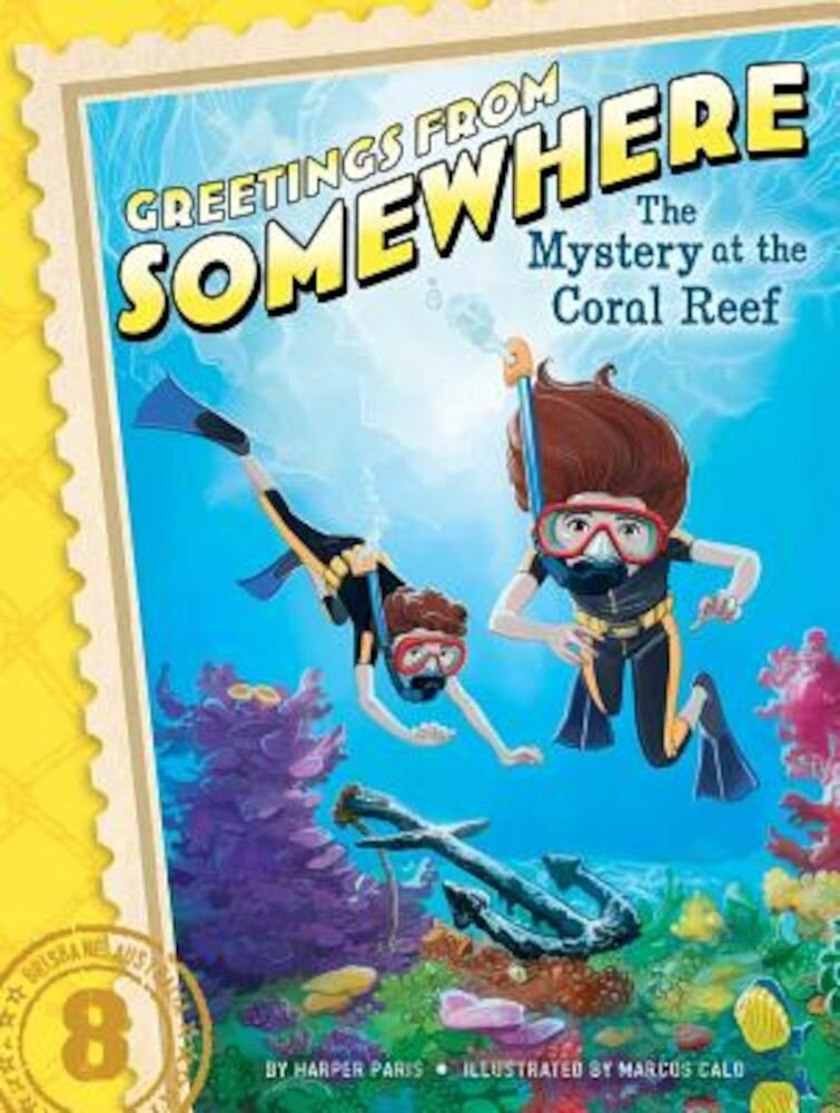 The Mystery at the Coral Reef, Paperback