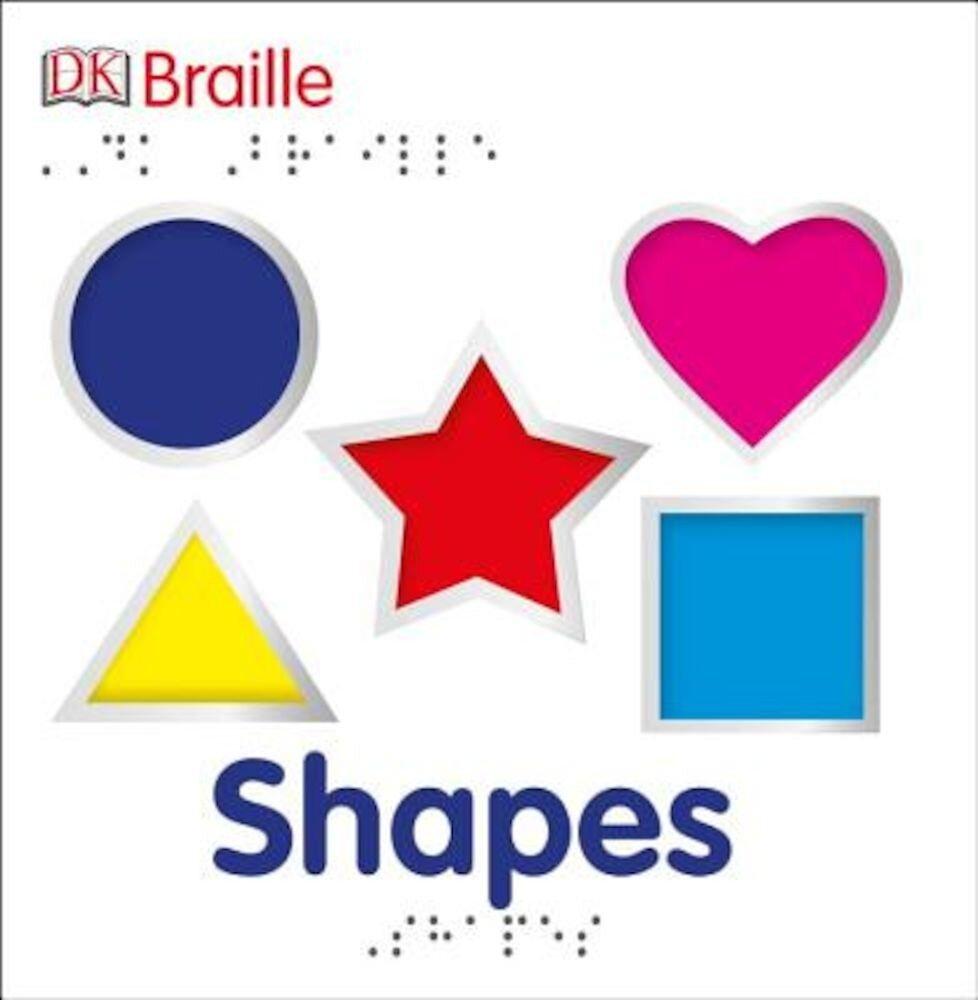 DK Braille: Shapes, Hardcover