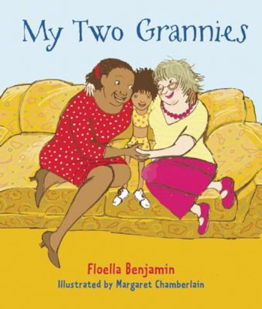 My Two Grannies, Paperback