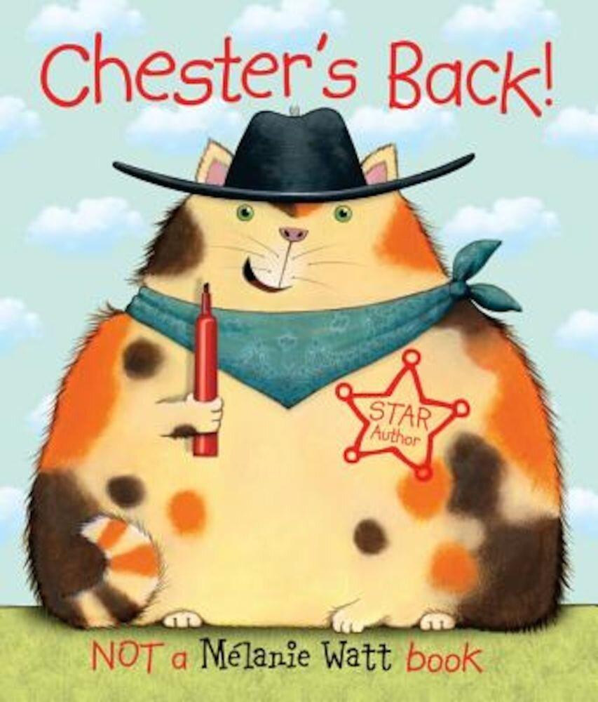 Chester's Back!, Paperback