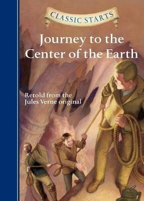 Journey to the Center of the Earth, Hardcover