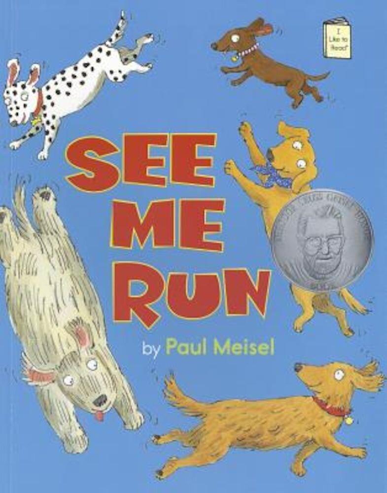 See Me Run, Paperback