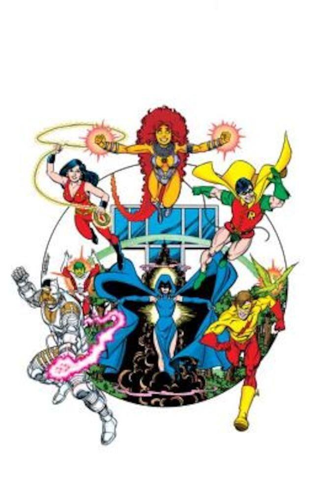 New Teen Titans Vol. 1 Omnibus (New Edition), Hardcover