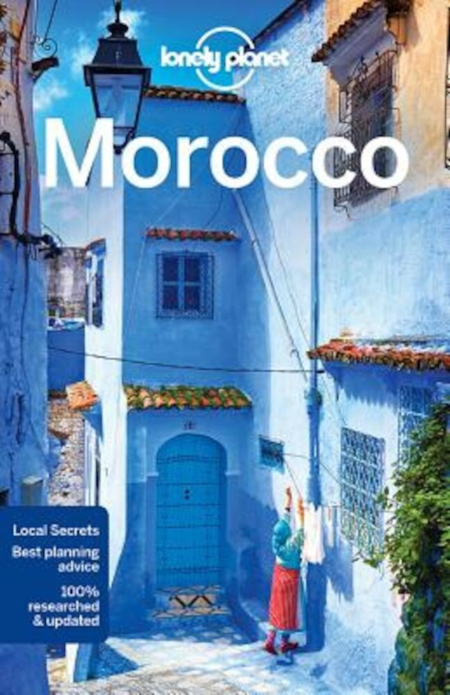 Lonely Planet Morocco, Paperback