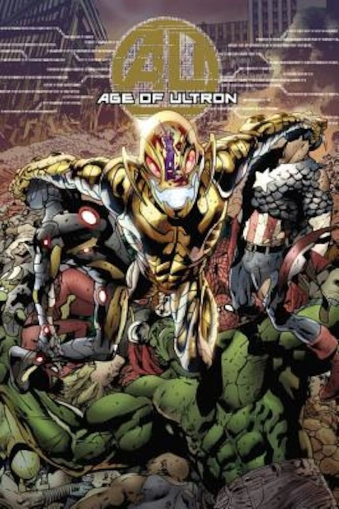 Age of Ultron, Paperback
