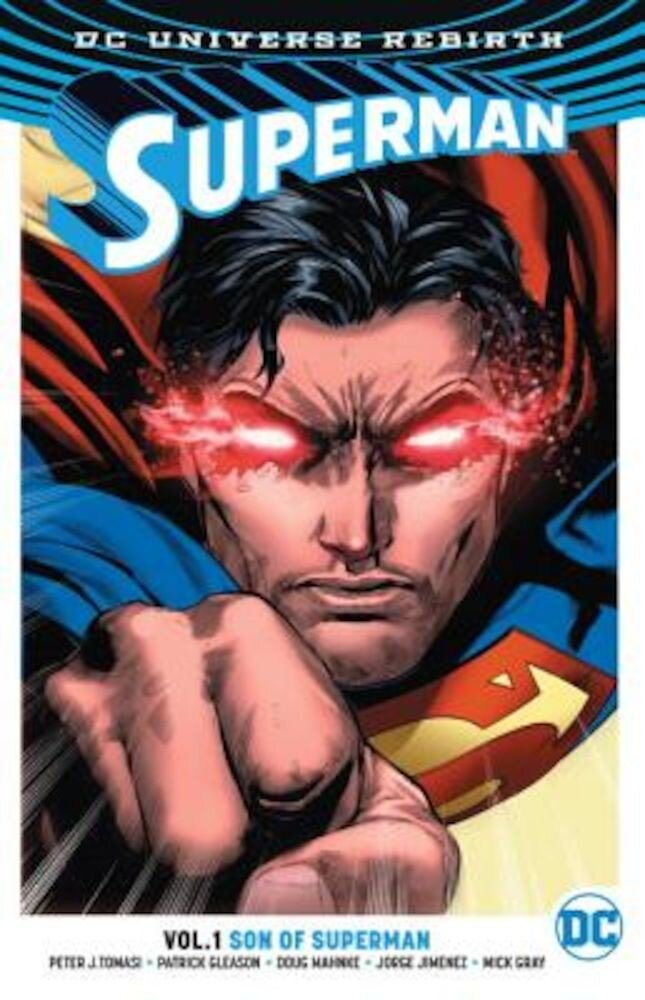 Superman, Volume 1: Son of Superman (Rebirth), Paperback
