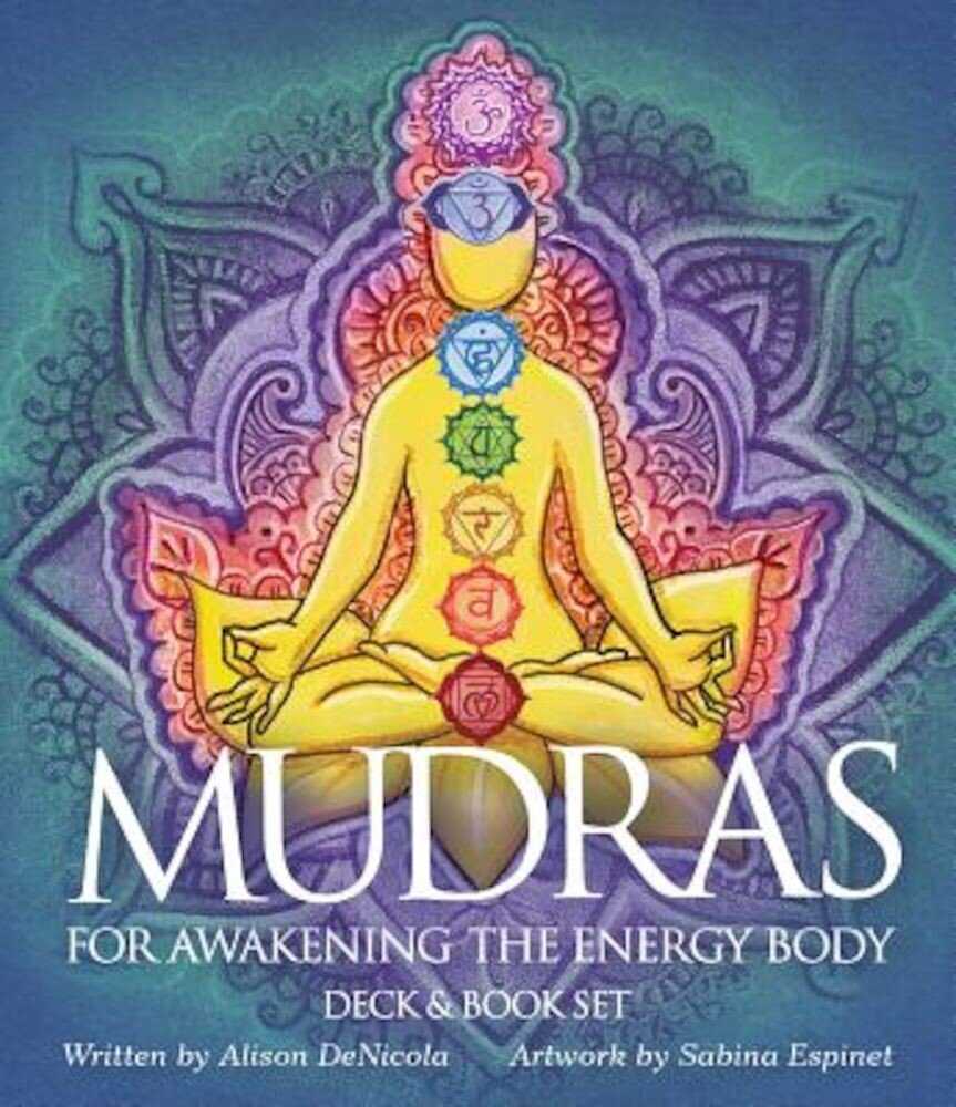 Mudras for Awakening the Energy Body, Hardcover