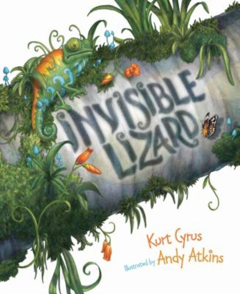 Invisible Lizard, Hardcover
