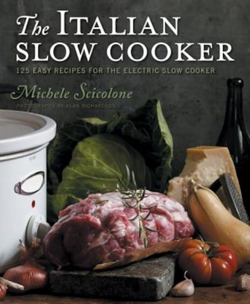 The Italian Slow Cooker, Paperback