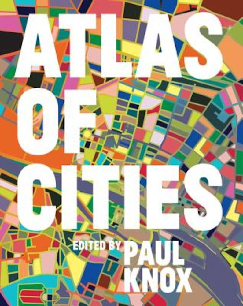 Atlas of Cities, Hardcover